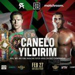 Mexicano «Canelo» Álvarez peleará en febrero contra Yildirim en Miami