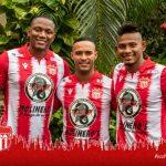 Vida presenta a sus refuerzos colombianos para el torneo Clausura