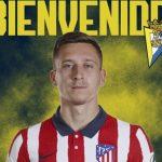 Oficial: El Atlético de Madrid cede a Saponjic al Cádiz