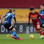 El Inter de Milán fue frenado por la Roma