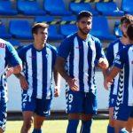 Hondureño Jona Mejía marca su segundo gol con el Alcoyano