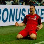 Luka Jovic firma un doblete y da el triunfo al Eintracht Frankfurt