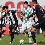 El Nacional de Bryan Róchez cae 1-0 ante Moreirense en Portugal