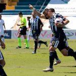 Roger Rojas marca su primer gol con el Cartaginés en su regreso a Costa Rica