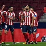 El Atlético sigue imparable en la liga española
