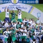 Chapecoense conquista el título en la segunda división de la Liga brasileña