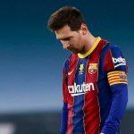 Dos partidos de sanción para Leo Messi
