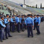 Seguridad en el Estadio Nacional para la final entre Motagua y Olimpia