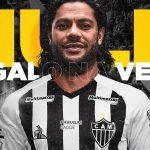 El Atlético Mineiro anuncia el fichaje del experimentado atacante Hulk