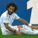 Marcelo amplía la mala racha de lesiones en el Real Madrid