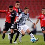 El América de Solari vence al Atlas y es líder del fútbol mexicano