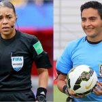 Tres árbitros hondureños certificados para dirigir el VAR