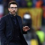 El Cagliari destituye a Di Francesco tras 16 partidos sin ganar
