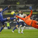 El Tottenham de Mourinho suma su derrota consecutiva al caer ante Chelsea