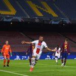 Con tres goles de Mbappé, el PSG humilla al Barcelona 4-1 en el Camp Nou