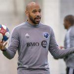 Thierry Henry deja de ser entrenador del Montreal Impact de Romell Quioto