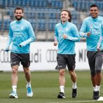 Real Madrid con muchas bajas visita al Atalanta