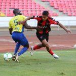 Primeiro de Agosto con Bryan Moya triunfa en Angola