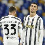 Juventus pierde 0-1 ante Napoli y se aleja del liderato de la Serie A