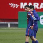 Mals noticias para el Barcelona: Pedri tiene un estiramiento en el sóleo; tres semanas de baja