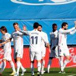 Real Madrid derrota al Valencia y sigue en pelea por el liderato
