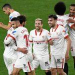 Sevilla impone su estilo ante el Getafe