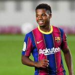 Crece la preocupación en Barcelona por lesión de Ansu Fati