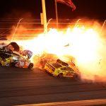Escalofriante accidentes en 500 Millas de Daytona en el Nascar