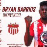 El Vida presenta a Bryan Barrios como su noveno fichaje para el Clausura