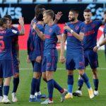 Atlético de Madrid se afianza en el liderato al vencer 2-0 al Villarreal