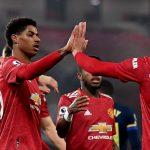 Manchester United golea 9-0 al  Southampton y empata al City en el liderato