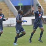 Motagua derrota 2-0 a Real Sociedad y sigue invicto en el torneo Clausura