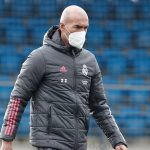 Zidane supera el covid-19 y se reincorpora a los entrenamientos