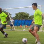 El Royal Pari y Rubilio Castillo se declaran listos para debutar en Copa Libertadores