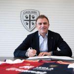 Semplici sustituye a Di Francesco como técnico del Cagliari