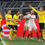 Haaland mete al Borussia Dortmund a cuartos de final al eliminar al Sevilla