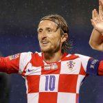 La selección de Croacia se impone en un día histórico para Modric