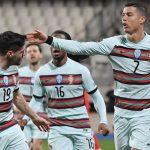Jota y Cristiano enderezan a Portugal