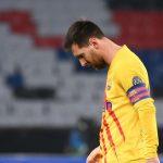 PSG elimina de la Champions al Barcelona y a Messi