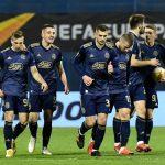 Dinamo Zagreb elimina al Tottenham de Mourinho de la Europa League