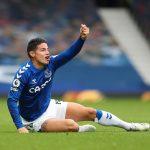James Rodríguez revela por qué no juega con el Everton