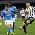 El Juventus-Nápoles, aplazado en octubre, se jugará el 17 de marzo