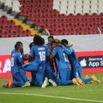 Honduras clasifica a semifinales del Preolímpico de Concacaf como primera de grupo