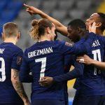 Francia gana en Kazajistán con gol de Dembelé