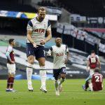 Harry Kane pone al Tottenham con pie y medio en los cuartos de final