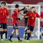 España logra una sufrida victoria ante Georgia