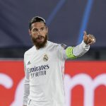 Sergio Ramos será baja ante el Celta