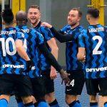 Inter derrota 1-0 al Atalanta y se afianza en el liderato de la Serie A