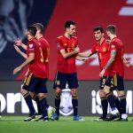 España gana sin muchos problemas a Kosovo y es líder de grupo