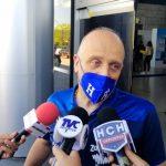 Fabián Coito regresó de Europa y pidió a los directivos mejores condiciones para la formación de jugadores